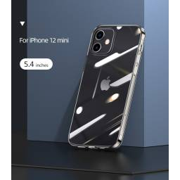 BH605   Case   Apple iPhone 12 Mini   Transparente   5,4''/TPU   Primary Series   USAMS