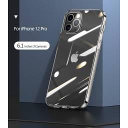 BH631 | Case | Apple iPhone 12 Pro | Transparente | 6,1''TPU | Primary Series | USAMS