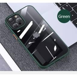BH628   Case   Apple iPhone 12 Pro Max   Verde   6,7''/PC+TPU   Janz Series   USAMS
