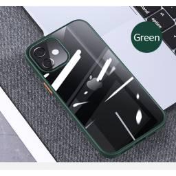 BH626   Case   Apple iPhone 12 Mini   Verde   5,4''/PC+TPU   Janz Series   USAMS