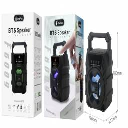F6009   Parlante Bluetooth   Negro   FM/USB/SD/Aux   5W   One+   8944870160094