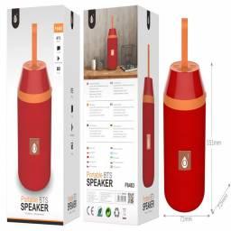 F6483 | Parlante Bluetooth | Rojo | FM/USB/SDAux | 2x3W | 1.200mAh | One+ | 8944870164849