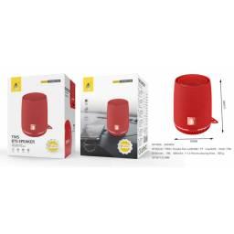 NF4065 | Parlante Bluetooth | Rojo | FM/USB/SD/Aux/TWS | 5W | 500mAh | One+ | 8435606703192