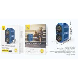 NF4068   Parlante Bluetooth   Azul   FMUSBSDAuxMicTWSControl Remoto   20W   3.000mAh   One+  