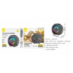 NF4073   Parlante Bluetooth  Negro  FM/USB/SD/Aux/TWS  8W  2.000mAh  One+  8435606707060
