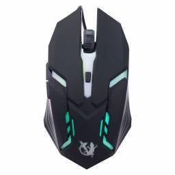 Mouse Gamer | XZZ-MO-01 | Cableado | 6D/2400 DPI | RGB | X-Lizzard