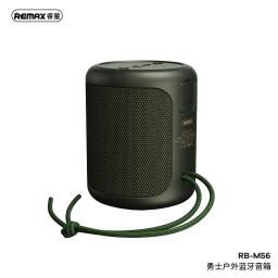 RB-M56   Parlante Bluetooth  10W  Verde  Warriors Series  Remax