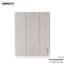 PT-10   Case   Apple iPad 10,9''   Cuero   Crema   Remax