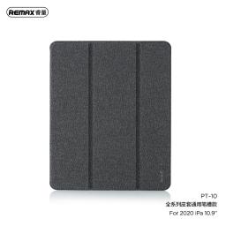 PT-10   Case   Apple iPad 10,9''   Cuero   Negro   Remax