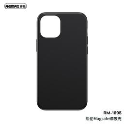 RM-1695   Case   Apple iPhone 12 Pro Max   Kellen   Negro   Remax