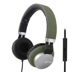 Auricular Stereo Gorsun 789 Verde