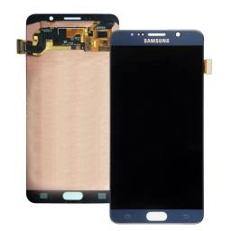 Display Samsung N920Note 5 Completo Negro (GH97-17755B)