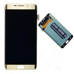 Display Samsung G928S6 Edge Plus Completo Dorado (GH97-17819A)