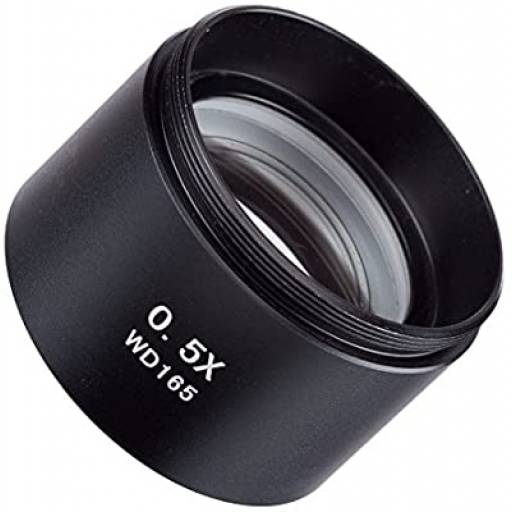 Barlow para Microscopio - 0.5X