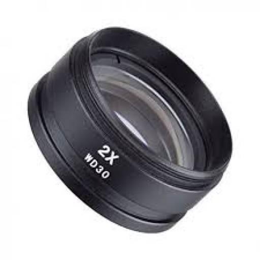 Barlow para Microscopio - 2.0X