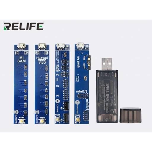 Activador de Baterías Universal Relife (RL-909C)