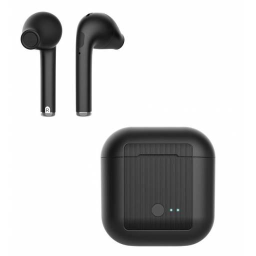 Auricular Bluetooth Gorsun V9 Negro (TWS)