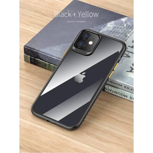 Guard Pro Case | Apple iPhone 11 Pro Max | Negro/Amarillo | RPC1496
